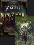 Brány Skeldalu: 7 mágů + kniha Brány Skeldalu II.: Bílá Věž