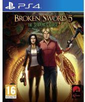 hra pre Playstation 4 Broken Sword 5: The Serpents Curse