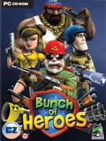 Hra pre PC Bunch of Heroes