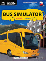 Hra pre PC Bus Simulátor 2008