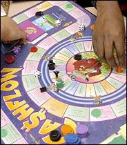 Stolová hra CashFlow - Jak vybřednout z krysího závodu
