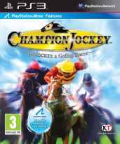 Hra pre Playstation 3 Champion Jockey: G1 Jockey & Gallop Racer