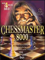 Hra pre PC Chessmaster 8000