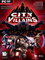 Hra pre PC City of Villains