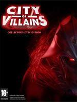 Hra pre PC City of Villains - zberateľská edícia