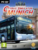 Hra pre PC Citybus Simulator Munich