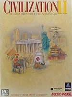 Hra pre PC Civilization II