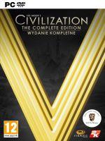 Hra pre PC Civilization V Complete