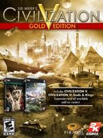 Hra pre PC Civilization V (Gold Edition)