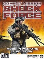 Hra pre PC Combat Mission: Shock Force
