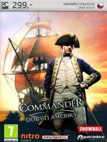 Hra pre PC Commander: Dobytí Ameriky