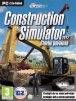 Hra pro PC Construction Simulator 2012: Stavba povolena