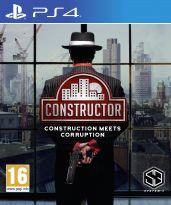 hra pro Playstation 4 Constructor