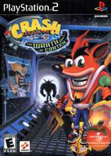 Hra pre Playstation 2 Crash Bandicoot: The Wrath of Cortex