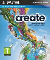 Hra pre Playstation 3 Create