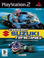 Hra pre Playstation 2 Crescent Suzuki Racing: Superbikes and Super Sidecars