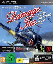 Hra pre Playstation 3 Damage Inc. Pacific Squadron WWII (Collectors Edition)