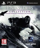 Hra pre Playstation 3 Darksiders (Complete Collection) (1+2+DLC)
