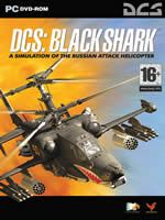 Hra pre PC DCS: Black Shark + CZ manu�l