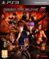 Hra pre Playstation 3 Dead or Alive 5