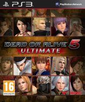 Hra pre Playstation 3 Dead or Alive 5 Ultimate