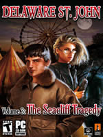 Hra pre PC Delaware St. John Volume 3: The Seacliff Tragedy