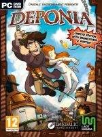 Hra pre PC Deponia (Limitovaná edice)