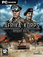 Hra pre PC Desert Rats vs. Afrika Korps