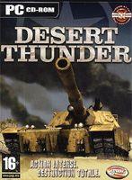 Hra pre PC Desert Thunder