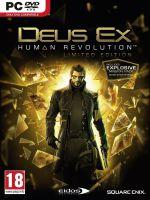 Hra pre PC Deus Ex: Human Revolution (Limited Edition) (CZ man.)