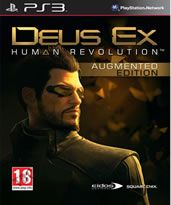 Hra pre Playstation 3 Deus Ex: Human Revolution (Augmented Version)