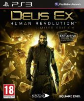 Hra pre Playstation 3 Deus Ex: Human Revolution (Limited Edition)