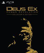 Hra pre Playstation 3 Deus Ex: Human Revolution (Collectors Edition)