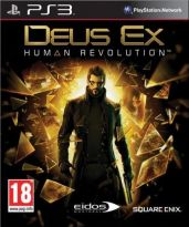 Hra pre Playstation 3 Deus Ex: Human Revolution