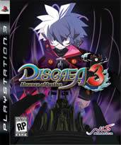 Hra pro Playstation 3 Disgaea 3: Absence of Justice