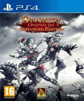 hra pre Playstation 4 Divinity: Original Sin (Enhanced Edition)