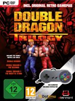 Hra pre PC Double Dragon Trilogy + USB Retro GamePad