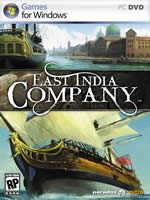 Hra pre PC East India Company CZ