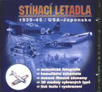 Stíhací letadla 1939 - 45 USA - Japonsko