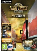 Hra pro PC Euro Truck Simulator 2 (Zlat� Edice)