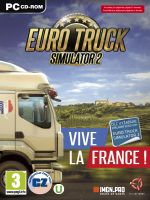 Hra pre PC Euro Truck Simulator 2: Vive la France!