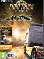 Hra pre PC Euro Truck Simulator 2: Na východ!