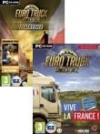 Hra pre PC Euro Truck Simulator 2 (Zlatá Edice) + Euro Truck Simulator 2: Vive la France!