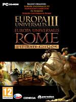 Hra pre PC Europa Universalis III CZ (Ultimate Edition)