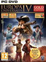 Hra pre PC Europa Universalis IV GOLD