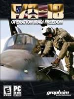 Hra pre PC F/A-18E - Operation Iraqi Freedom dupl