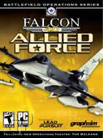 Hra pre PC Falcon 4.0 GOLD: Allied Force