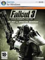 Hra pre PC Fallout 3: Add on Pack One CZ (The Pitt + Operation Anchorage)