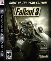 Hra pre Playstation 3 Fallout 3 (Game of the Year Edition)