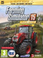 Hra pro PC Farming Simulator 15 CZ (Zlatá Edice)